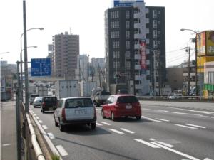 国道246号で渋谷方面・国道129号で相模原方面からお越しの方_案内画像1