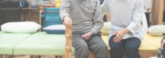 身体障害者の方へのイメージ画像