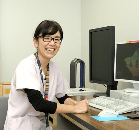 林 朋子医師の写真