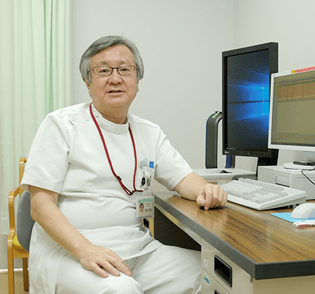 佐藤博信医師の写真