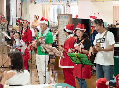 クリスマス会の写真3