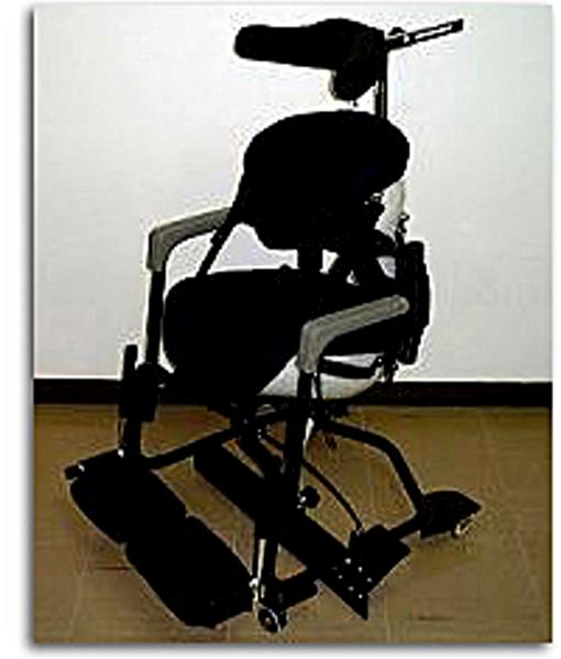 座位保持装置「神奈川リハ式フレックスチェア」