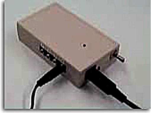 多機能シリアルキーデバイスの試作品