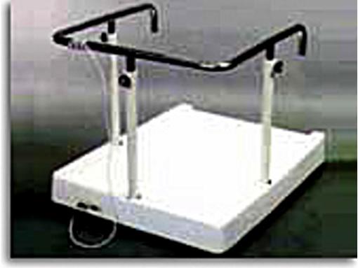 体重移動によるポインティングデバイス:フォースマウス